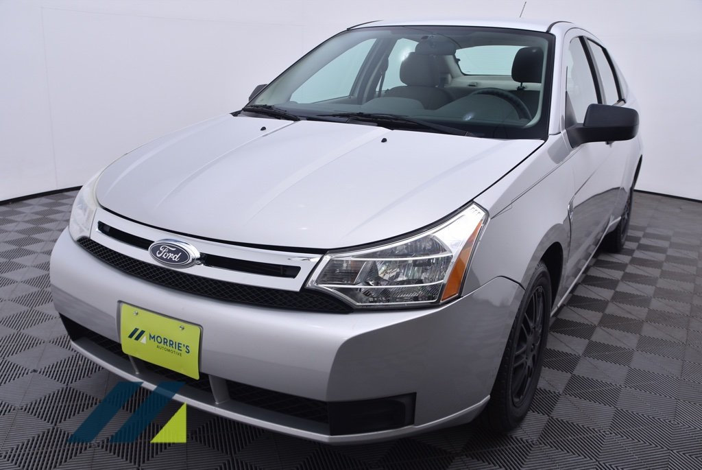 Pre-Owned 2008 Ford Focus 4dr Sedan SE