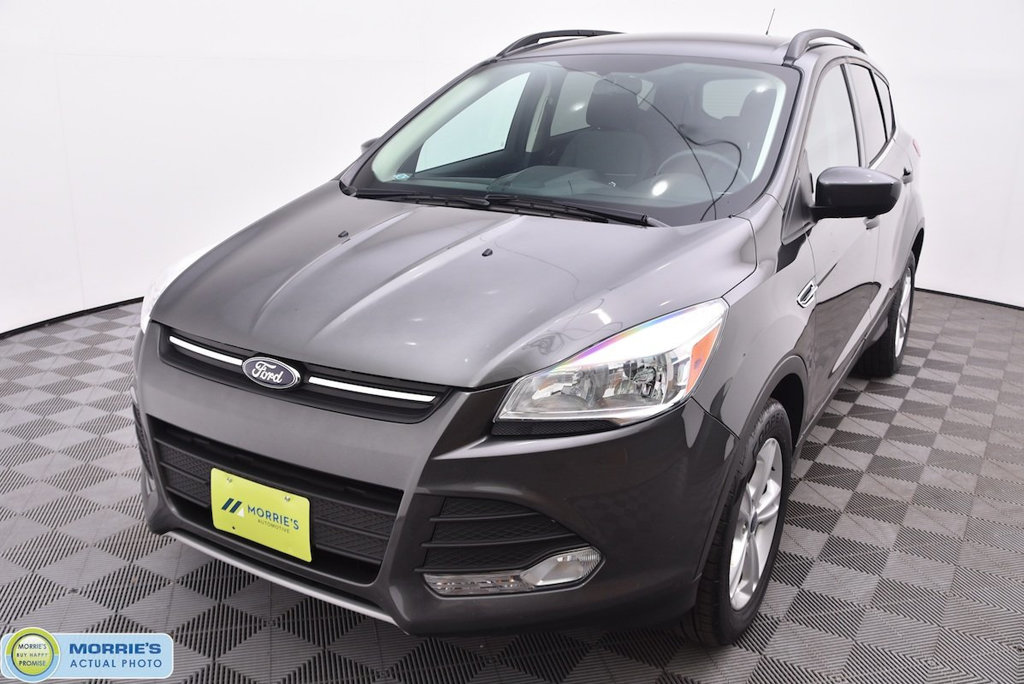 Pre-Owned 2015 Ford Escape 4WD 4dr SE