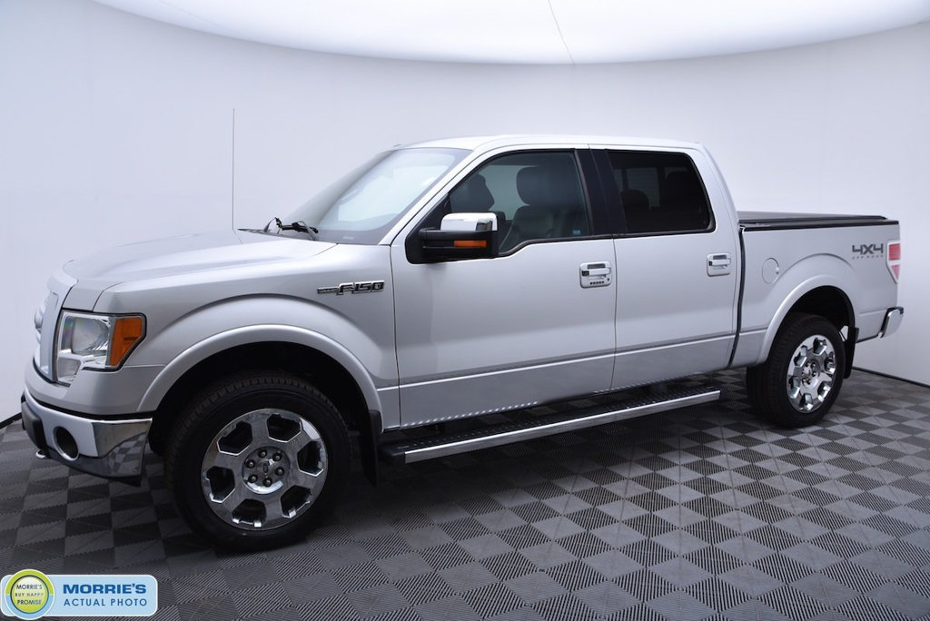 Pre Owned 2012 Ford F 150 Lariat Short Bed In Chippewa Falls
