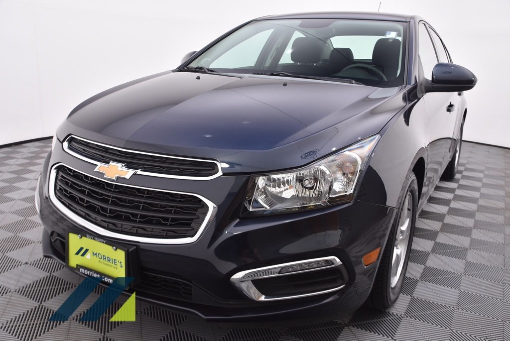 Pre-Owned 2016 Chevrolet Cruze Limited 4dr Sedan Automatic LT w/1LT