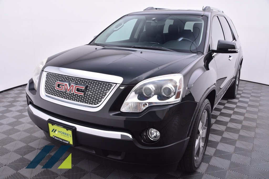 Pre-Owned 2011 GMC Acadia FWD 4dr SLT1