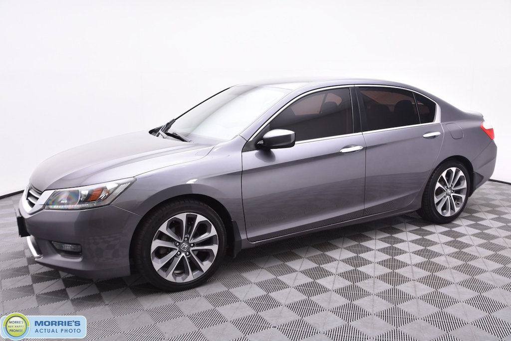 Pre Owned 2014 Honda Accord Sedan 4dr I4 CVT Sport
