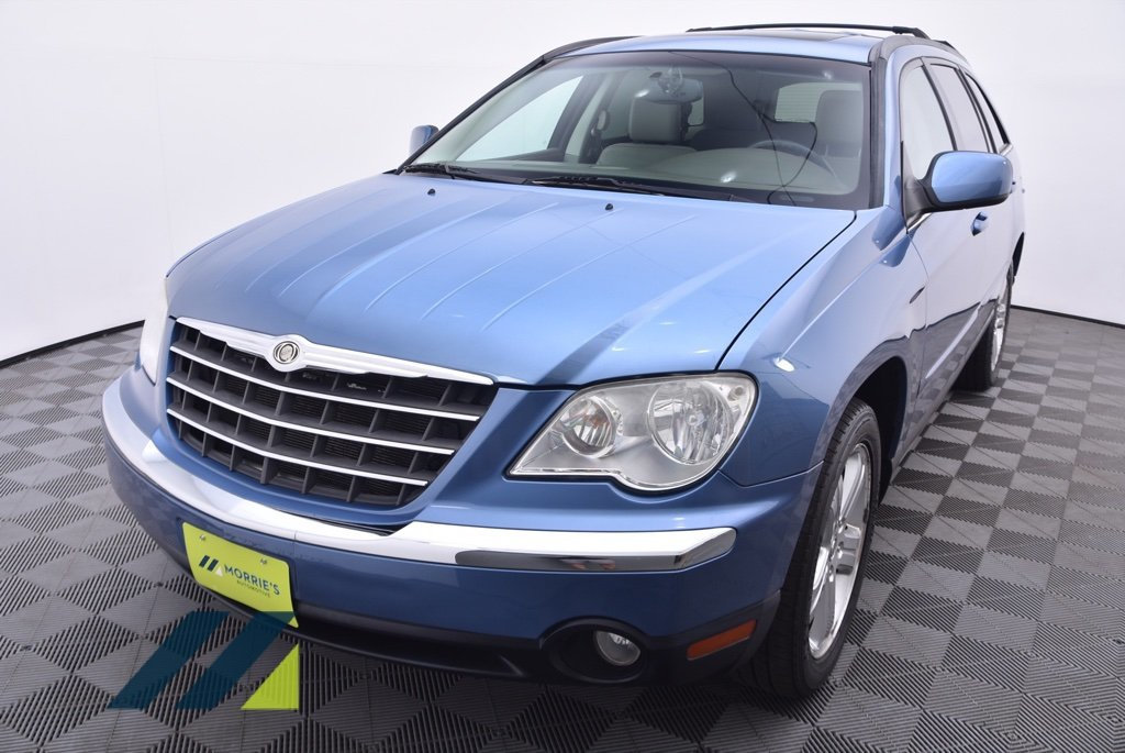 Pre-Owned 2007 Chrysler Pacifica 4dr Wagon Touring FWD