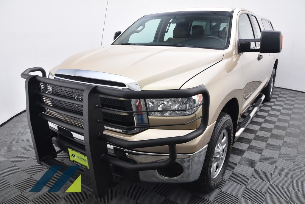 Pre-Owned 2010 Toyota Tundra Dbl 4.6L V8 6-Speed Automatic