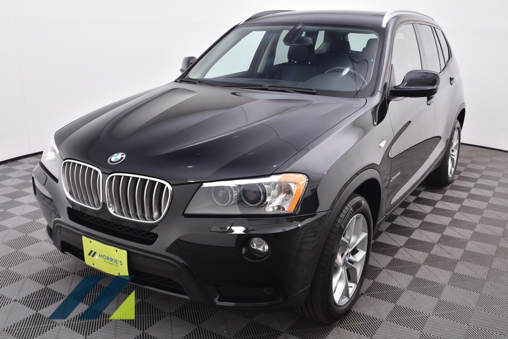 Pre-Owned 2012 BMW X3 35i