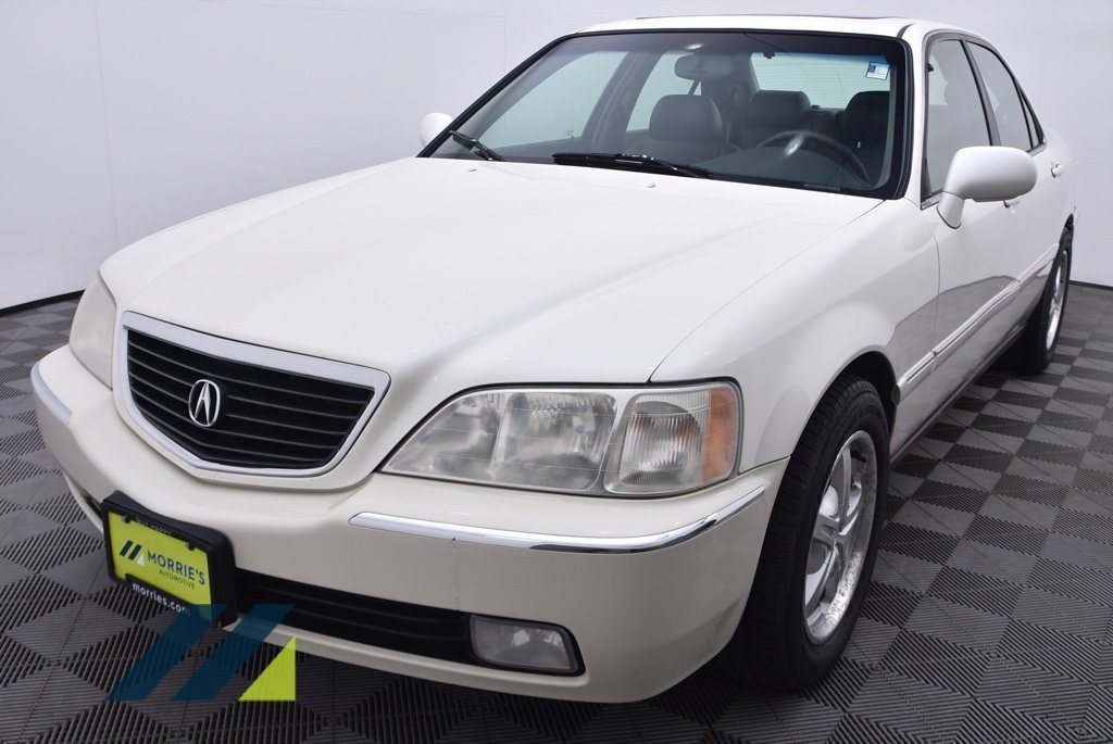 Pre-Owned 2000 Acura RL 4dr Sedan w/Navigation System