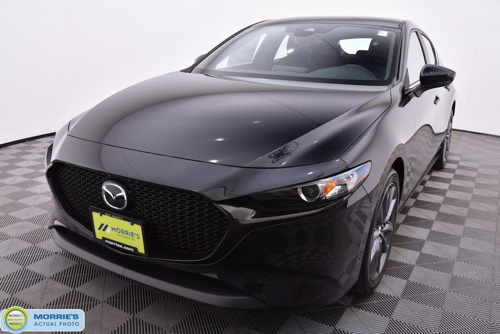 New 2019 Mazda3 5-Door FWD Automatic