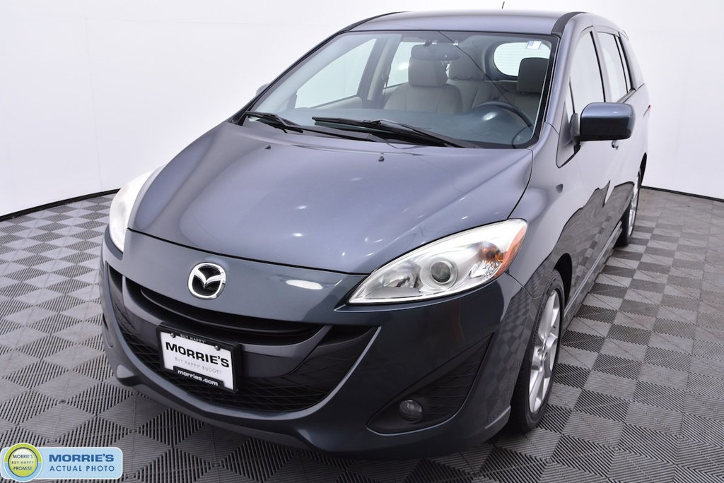 Pre-Owned 2012 Mazda5 4dr Wagon Automatic Touring