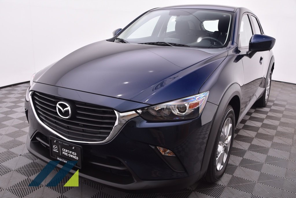 Certified Pre-Owned 2016 Mazda CX-3 AWD 4dr Sport