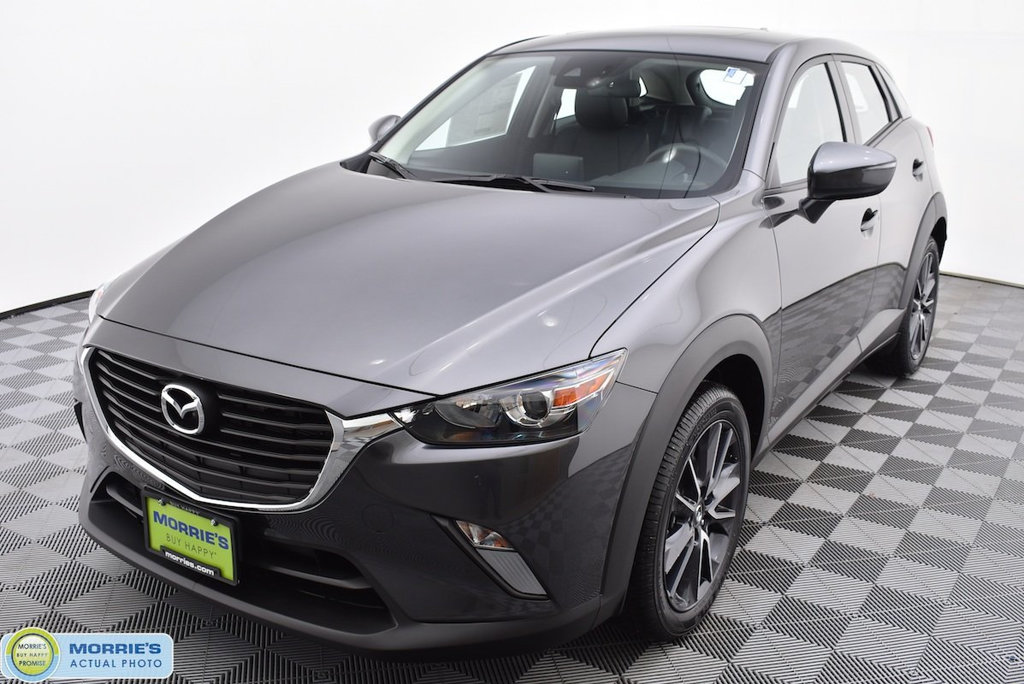 New 2018 Mazda CX-3 Touring AWD SUV in Chippewa Falls #MN12769 ...