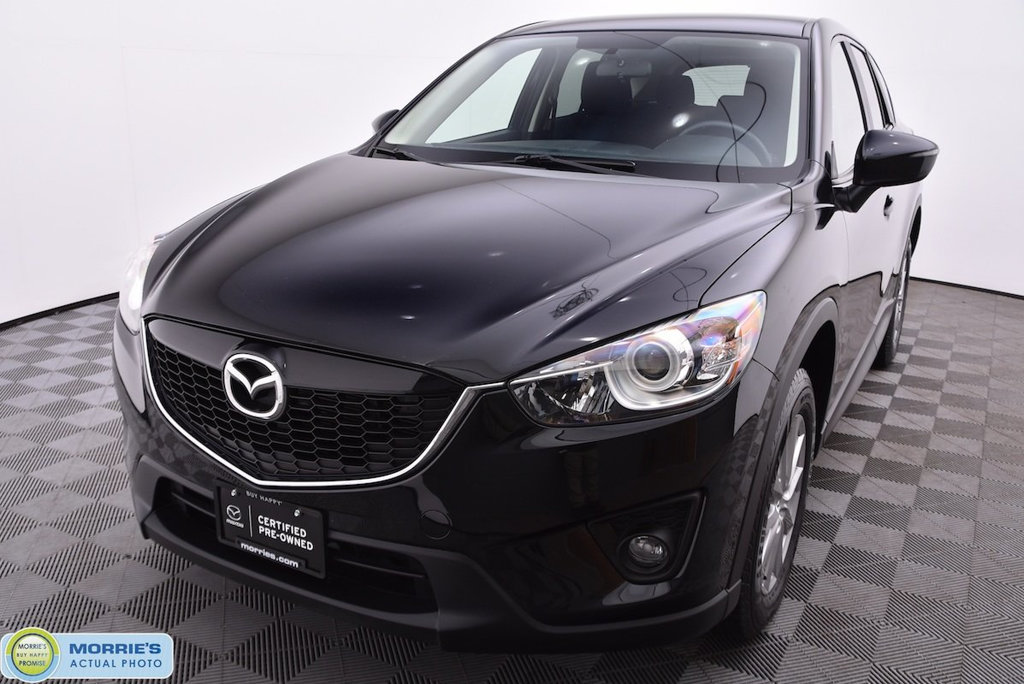 Certified Pre-Owned 2015 Mazda CX-5 AWD 4dr Automatic Touring