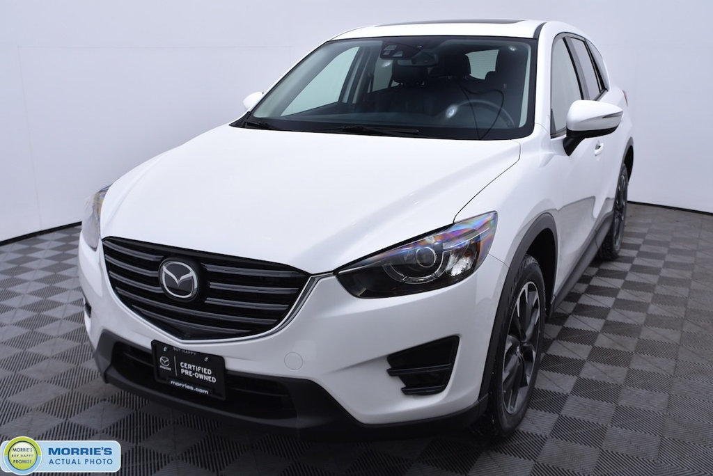 Certified Pre-Owned 2016 Mazda CX-5