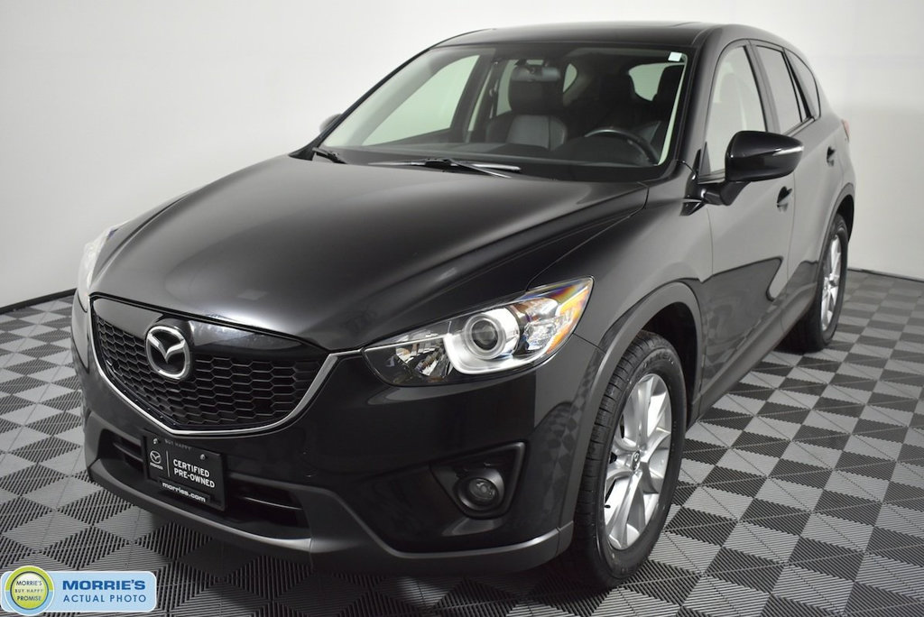 Certified PreOwned Mazda CX AWD Dr Automatic Grand - Valley mazda