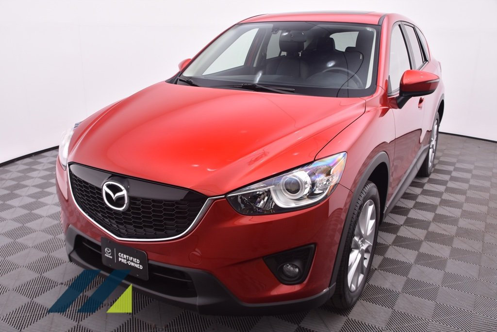 Certified Pre-Owned 2015 Mazda CX-5 AWD 4dr Automatic Grand Touring