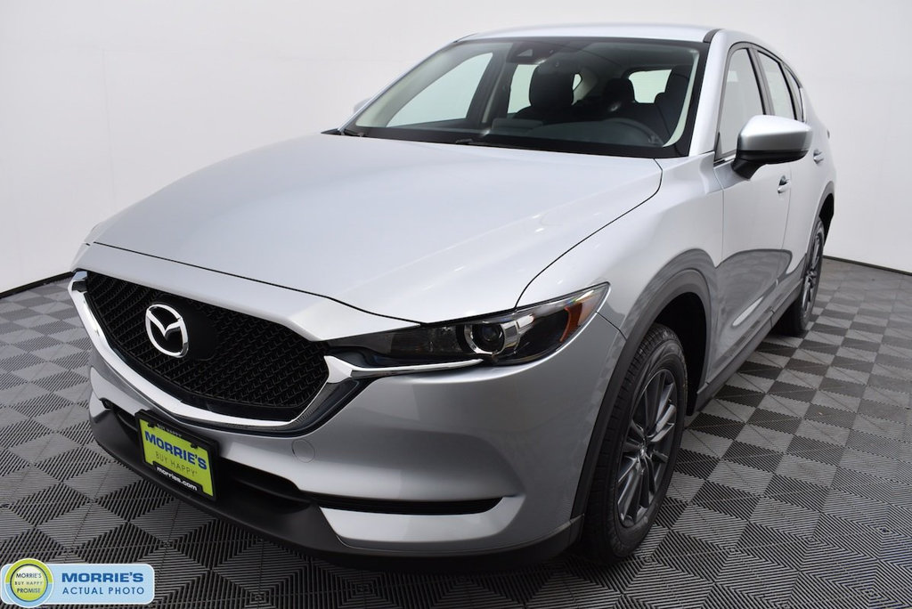 New 2018 Mazda CX-5 Sport AWD SUV in Chippewa Falls #MD11415 ...