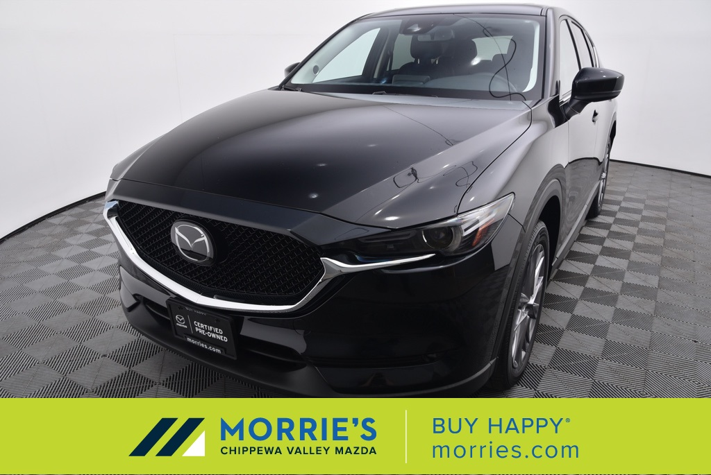 Morries Used Cars >> Certified Pre Owned 2019 Mazda Cx 5 Grand Touring