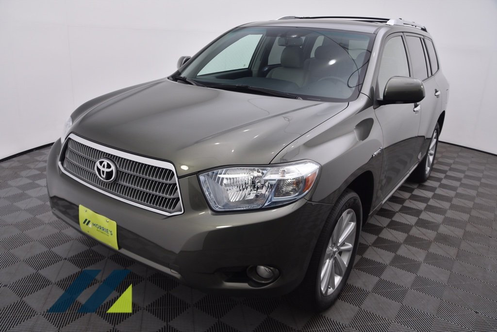 Pre-Owned 2010 Toyota Highlander LIMITED W/3RD ROW