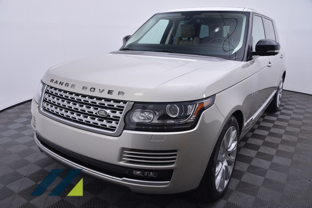 Pre-Owned 2014 Land Rover Range Rover 4WD 4dr Supercharged LWB