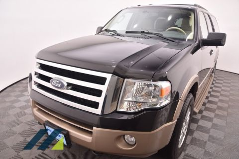 Pre-Owned 2014 Ford Expedition EL 4WD 4dr XLT