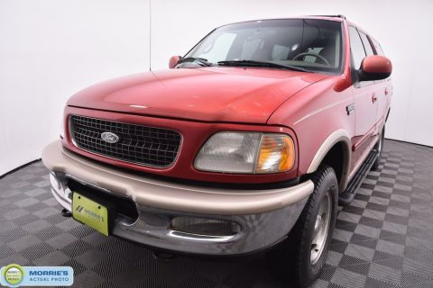 "Pre-Owned 1998 Ford Expedition 119"" WB Eddie Bauer 4WD"