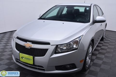 Pre-Owned 2014 Chevrolet CRUZE 4dr Sedan Automatic Diesel