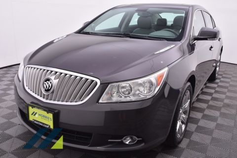 Pre-Owned 2012 Buick LaCrosse 4dr Sedan Premium 1 AWD