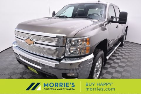 Pre-Owned 2013 Chevrolet Silverado 2500HD LTZ 4WD
