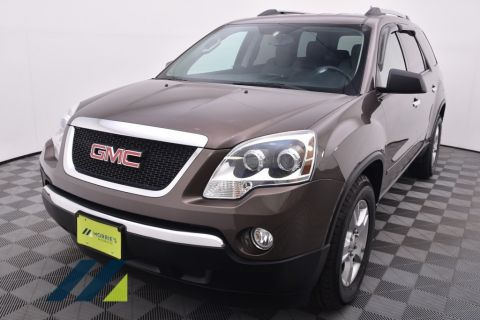 Pre-Owned 2012 GMC Acadia AWD 4dr SL