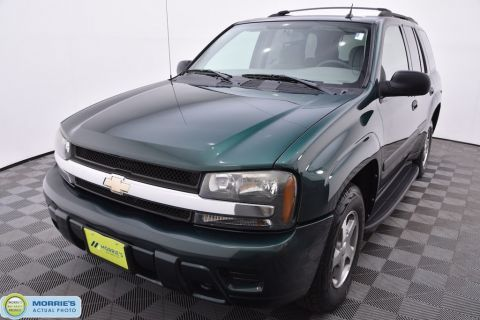 Pre-Owned 2005 Chevrolet Trailblazer 4dr 4WD LS