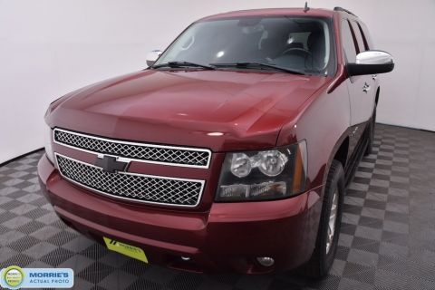 Pre-Owned 2008 Chevrolet Tahoe 4WD 4dr 1500 LTZ