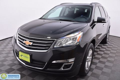 Pre-Owned 2014 Chevrolet Traverse AWD 4dr LT w/1LT