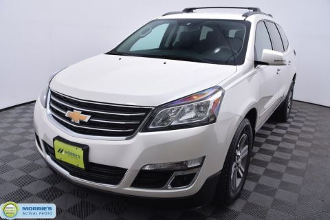 Pre-Owned 2015 Chevrolet Traverse AWD 4dr LT w/2LT