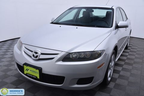 Pre-Owned 2008 Mazda6 4dr Sedan Automatic i Sport VE