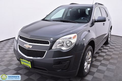 Pre-Owned 2011 Chevrolet Equinox AWD 4dr LT w/1LT