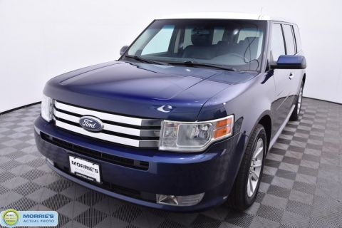 Pre-Owned 2011 Ford Flex 4dr SEL FWD