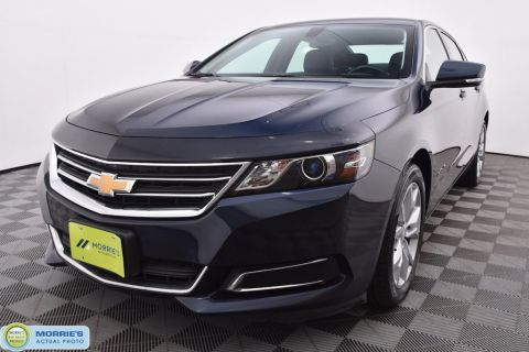 Pre-Owned 2017 Chevrolet Impala 4dr Sedan LT w/1LT