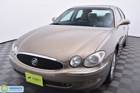 Pre-Owned 2007 Buick LaCrosse 4dr Sedan CXS