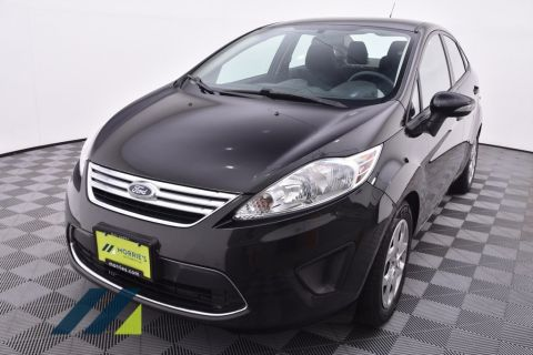 Pre-Owned 2013 Ford Fiesta 4dr Sedan SE