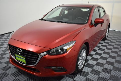 New 2018 Mazda3 5-Door Sport Automatic
