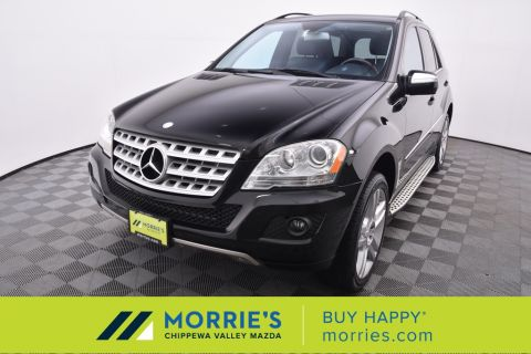 Pre-Owned 2010 Mercedes-Benz M-Class ML 350 4MATIC® SUV