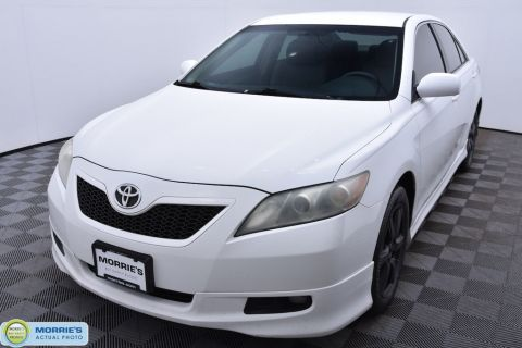 Pre-Owned 2007 Toyota Camry 4dr Sedan I4 Automatic SE
