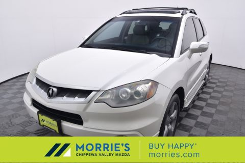Pre-Owned 2007 Acura RDX Base