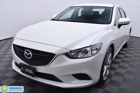 Certified Pre-Owned 2015 Mazda6 4dr Sedan Automatic i Touring