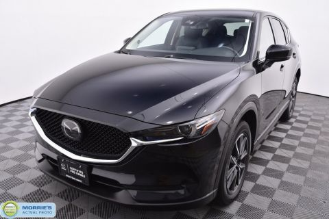 Certified Pre Owned 2018 Mazda CX 5 GRAND TOURING