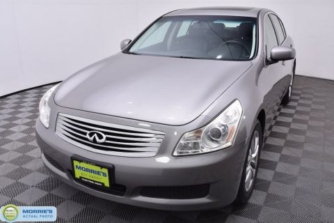 Pre-Owned 2008 INFINITI G35 Sedan 4dr x AWD