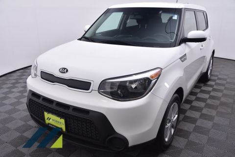 Pre-Owned 2015 Kia Soul 5dr Wagon Automatic