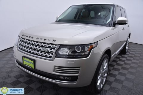 Pre-Owned 2014 Land Rover Range Rover 4WD 4dr HSE